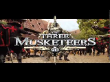 (heart) productions produce The Three Musketeers World Premiere